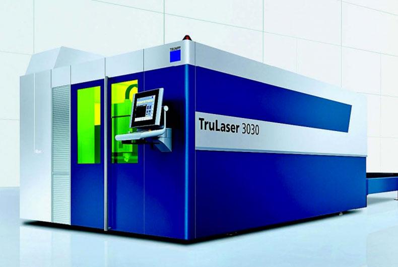 TRUMPF TRULASER 3030 USATA